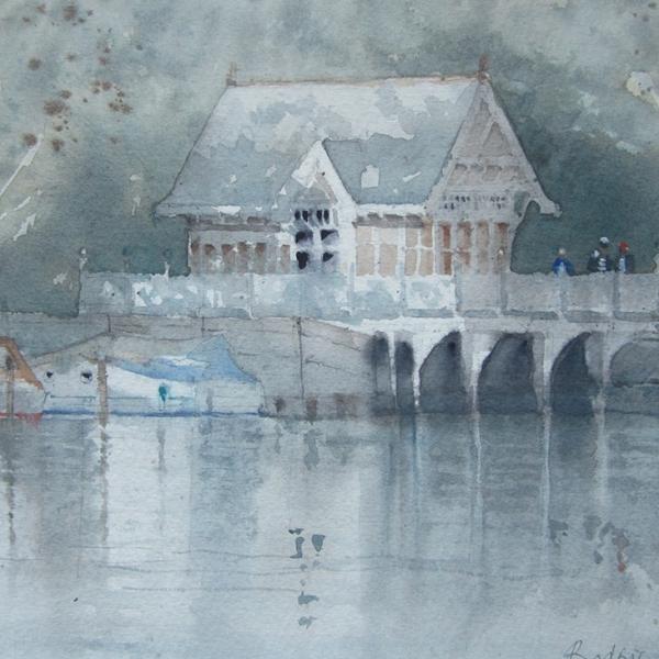 boathouse teddington
