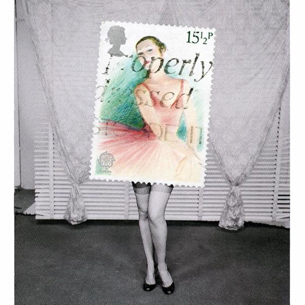 boudoir ballerina