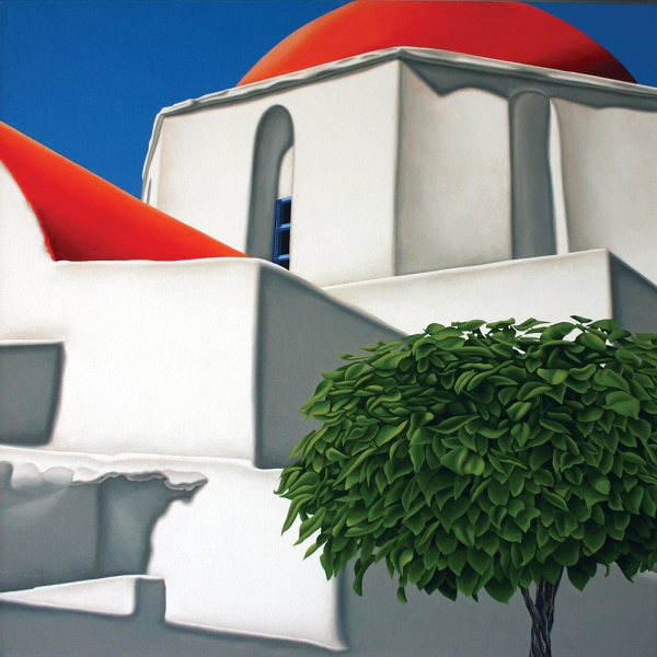 domed church