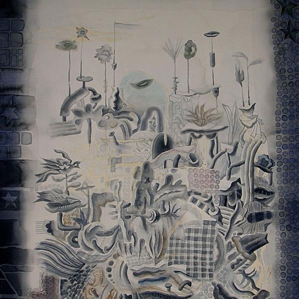 landscape in monograph