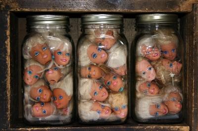Pickled Barbies