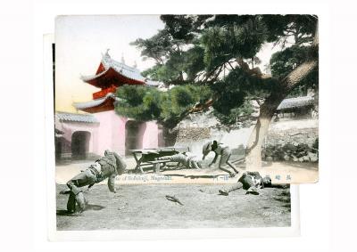 Temple-Gate Show Down