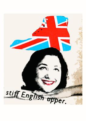 Stiff English Upper