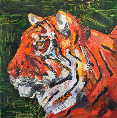 This may look like a paper tiger