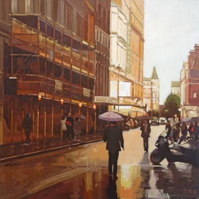 Umbrellas, St Martin's Lane