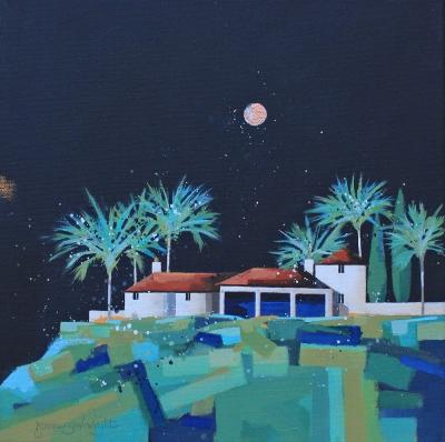 Mediterranean Moon