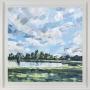 Diana Fountain 80cm limited edition print