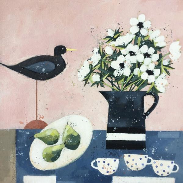 white-anemones