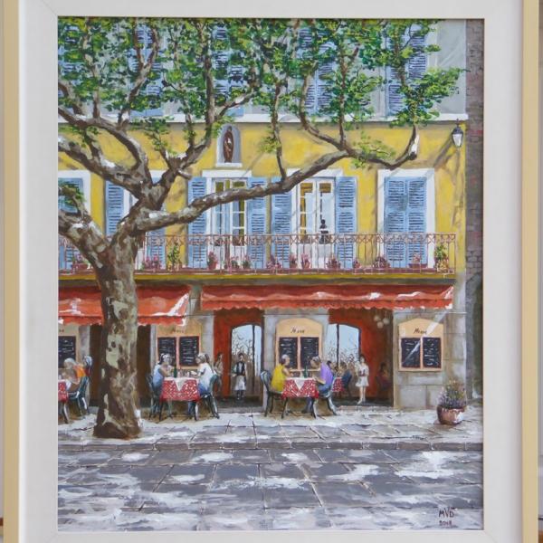 Restaurant-in-Provence