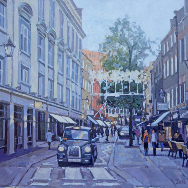 Winter Sun, Monmouth Street, Covent Garden