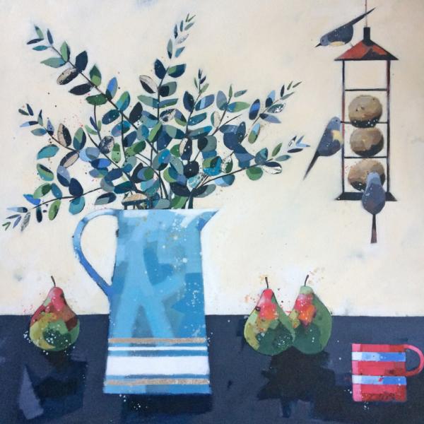 Eucalyptus and Pears