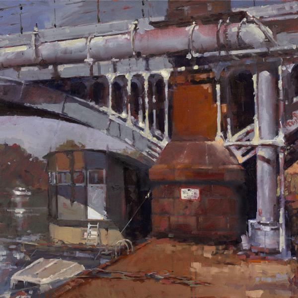 Kingston Rail Bridge