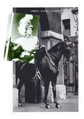 Ivanhoe in Horse Guards