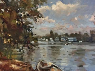 Near Molesey Boat Club